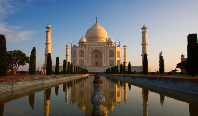 Voyage luxe Inde