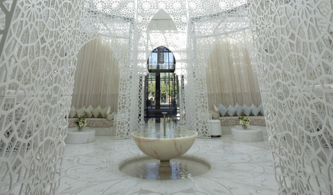 Voyage luxe Maroc Royal Mansour