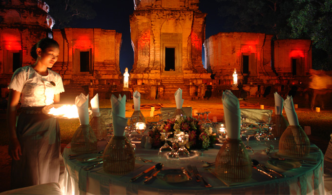 Voyage luxe Cambodge