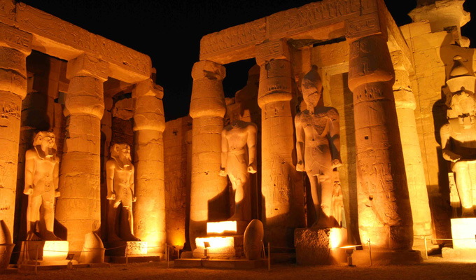 voyage luxe egypte